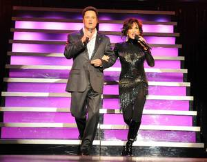 Donny & Marie Osmond's 500th Performance