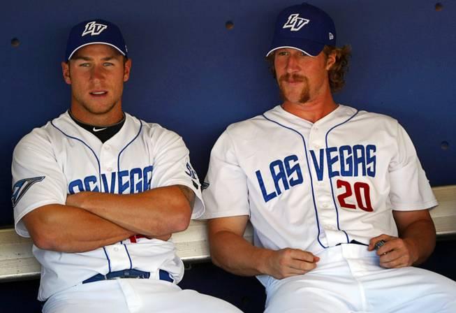 Brett Lawrie & Adam Loewen