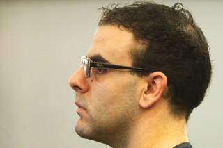 Anthony M. Carleo appears in court for a hearing on Friday, April 8, 2011.