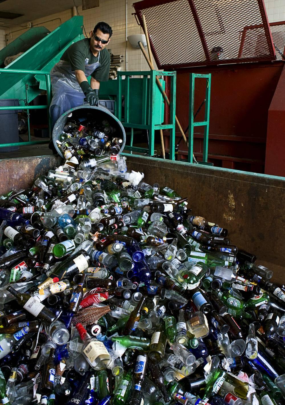 Recycling: The Strip's best kept secret - Las Vegas Weekly