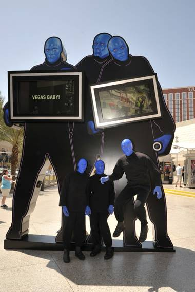 There was a time when Blue Man Group was a singular entity before Cirque du Soleil came along.
