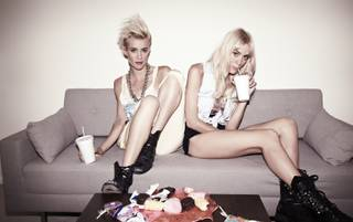 Nervo is scheduled to perform at this weekend's Electric Daisy Carnival June 8-10, 2012.