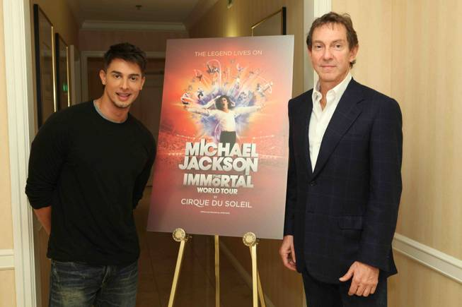 "Director Jamie King revela segredos de ""Michael Jackson: Immortal ' Scaled.JKJohnBrancaJakeNovakBP_t653"