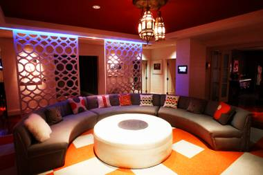 A look at the MTVs Real World Las Vegas Suite at Hard Rock Hotel and Casino.