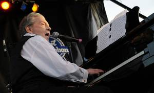 Jerry Lee Lewis at the Orleans