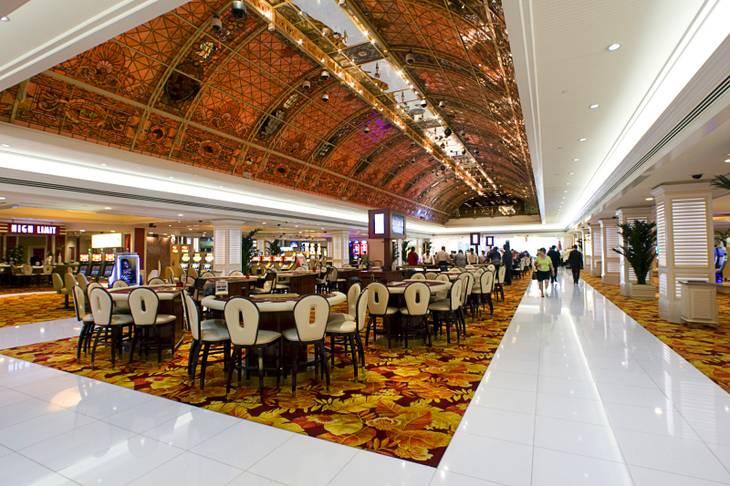 d0e468587 Tropicana s  180 million renovation turning heads - VEGAS INC