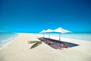 David Copperfield's Musha Cay in the Caribbean.