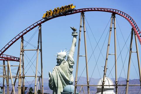 Best Thrill Rides
