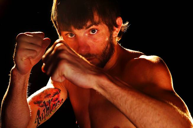 The Ultimate Fighter season 14 contestant Johnny Bedford.