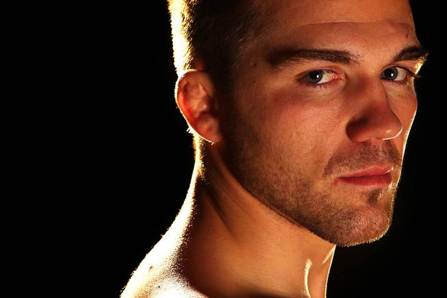 The Ultimate Fighter season 14 contestant Bryan Caraway.