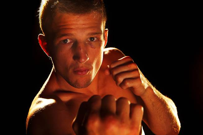 The Ultimate Fighter season 14 contestant TJ Dillashaw.