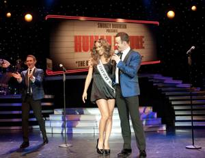 2011 Miss USA: Human Nature at Imperial Palace