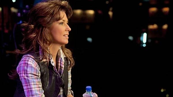 Shania Twain on her OWN reality TV series <em>Why Not? With Shania Twain</em>.