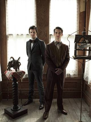 Las Vegas natives Panic! at the Disco return to their hometown Saturday for a concert at the House of Blues in Mandalay Bay. The band is promoting its recently released third album,