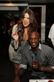 Khloe Kardashian Odom's 27th Birthday at Chateau