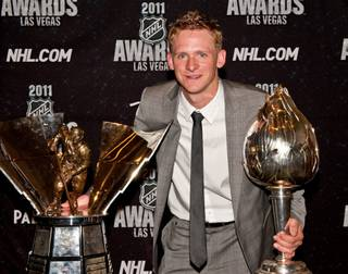 The 2011 NHL Awards at The Pearl in the Palms on June 22, 2011.