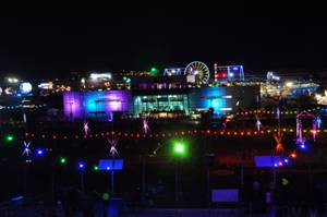 2011 Electric Daisy Carnival Friday Night