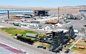2011 EDC: Sneak Peek at LVMS