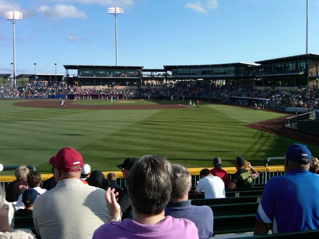 Omaha Storm Chasers, Werner Park