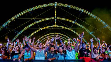 An Insomniac study estimated last year's festival generated $136.4 million for the local economy.