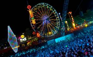 2011 Electric Daisy Carnival at LVMS: June 24-26