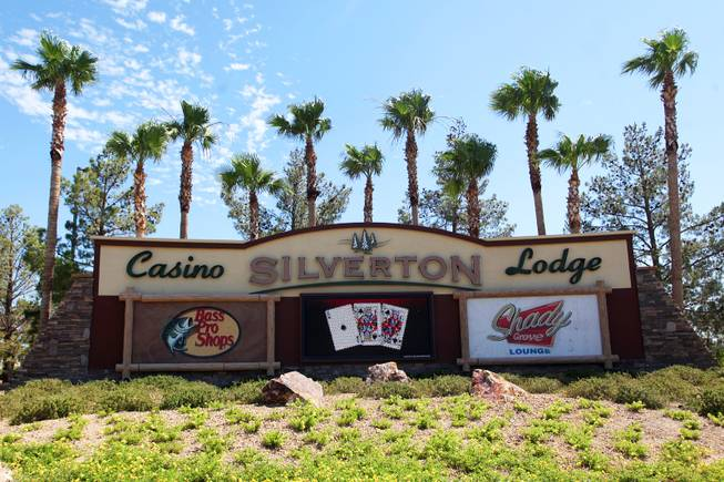 The Silverton Casino and Lodge, shown Tuesday, June 28, 2011.
