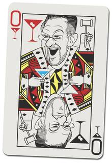 Two Faces of Oscar Goodman illustration
