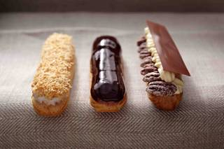 Eclairs featured in Thomas Keller's fifth book,