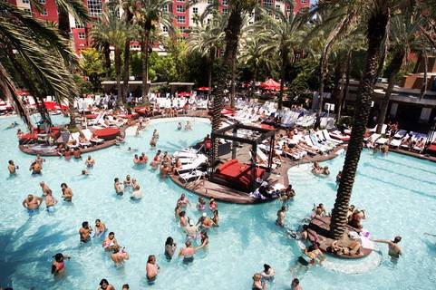 Best Vegas Pools