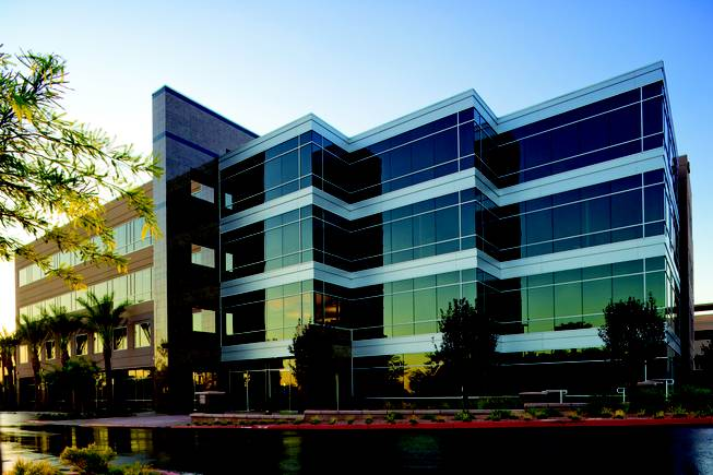 Corporate VI, Greenspun Media Group Building, 2360 Corporate Circle, Henderson, NV.