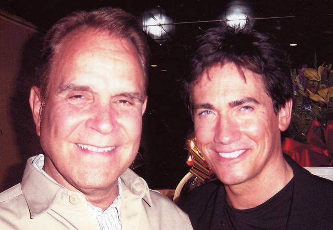 Rich Little and Gordie Brown.