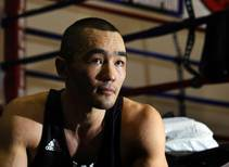 Beibut Shumenov trains for title defense
