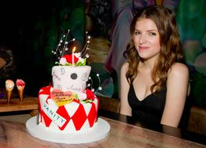 Anna Kendrick's 26th Birthday at Hard Rock Hotel