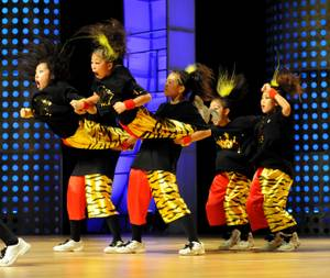 2011 Hip Hop Dance World Championships at the Orleans