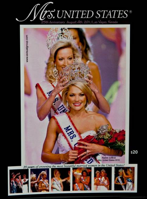 The 2011 Mrs. United States Pageant at the Las Vegas ...