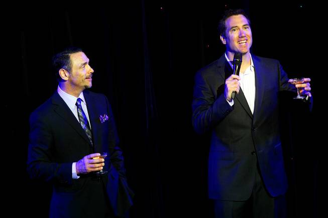 """Strip Scribbles: """"Vegas! The Show"""" to Macy's parade for L.V. choreographer"""