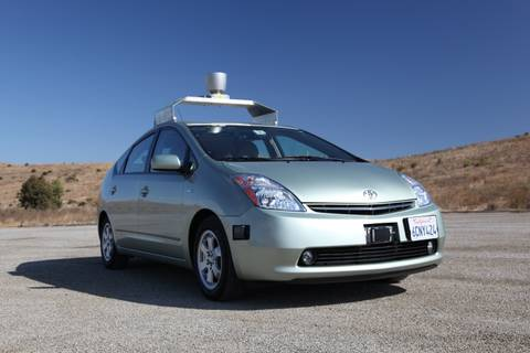 Autonomous Vehicle Google