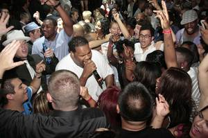 Fatman Scoop's Birthday at LAX