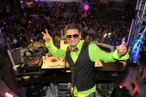A Midsummer Night's Dream with DJ Pauly D at Palms Pool and Rain at the Palms on Aug. 13, 2011.