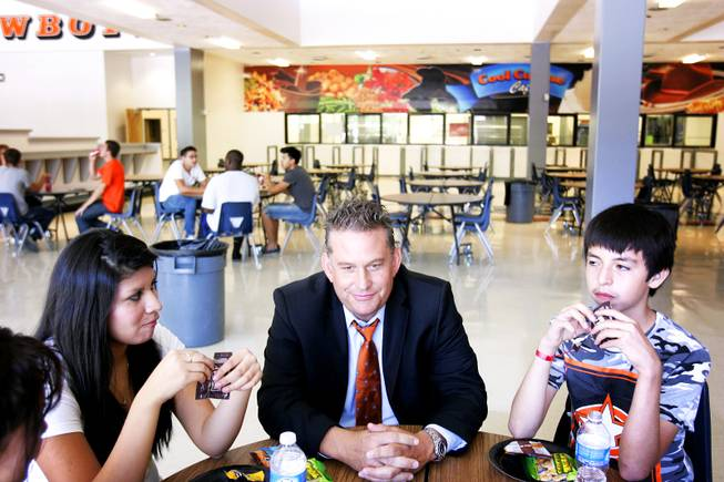 At Chaparral, clean house, new faces, fresh start - Las