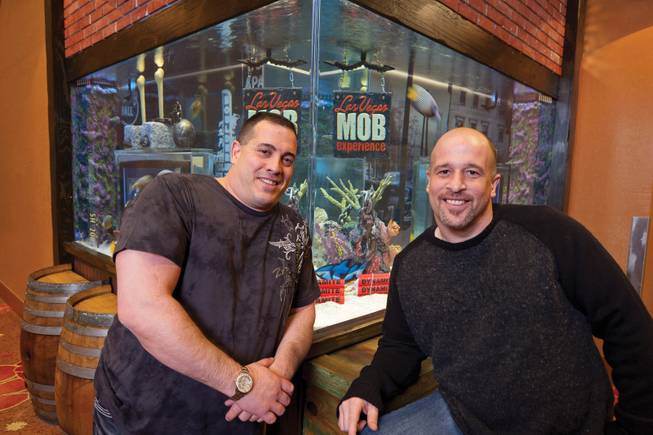 "Local aquarium kings Wayde King and Brett Raymer are starring in a new Animal Planet reality show called ""Tanked."""