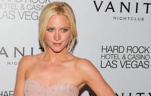 Brittany Snow at the Hard Rock Hotel