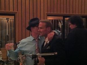 Matt Goss and Ron Fair, a meeting of the minds.