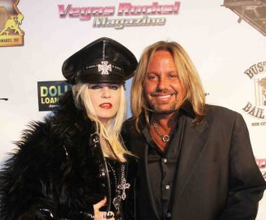 Rock's superstars were in agreement that the Vegas Rocks! Awards are definitely here to stay as an annual fixture on the calendar. Vegas Rocks! ...