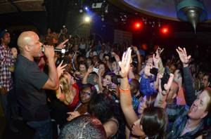 Too Short Hosts Old School at Lavo
