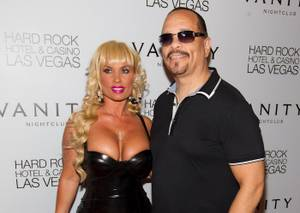 LDW2011: Ice-T and Coco Austin at HRH