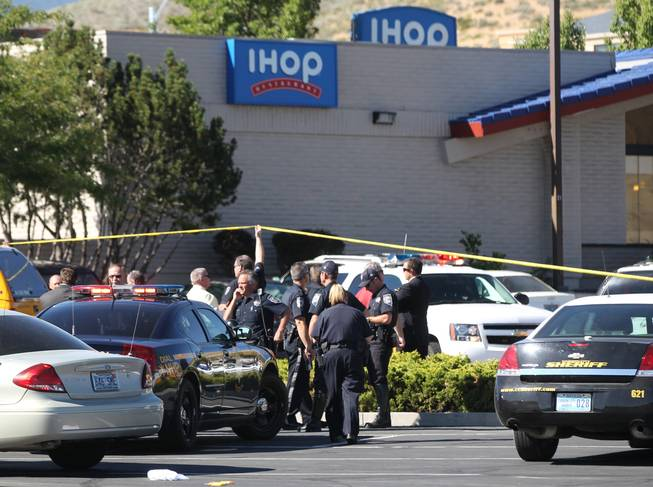 IHOP shooting