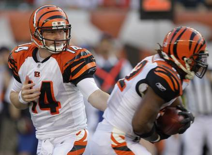 NFL Betting Preivew: Cincinnati Bengals