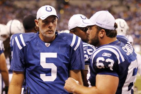 NFL Betting Preview: Indianapolis Colts