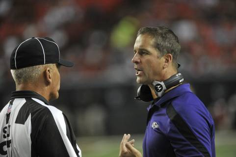 NFL Betting Preview: Baltimore Ravens